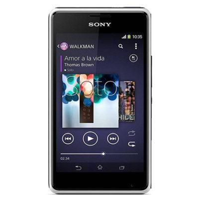Devis Sony Xperia E1 tombé dans l'eau