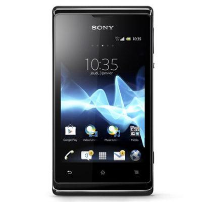 Devis Sony Xperia E tombé dans l'eau